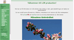 Preview of lor.se